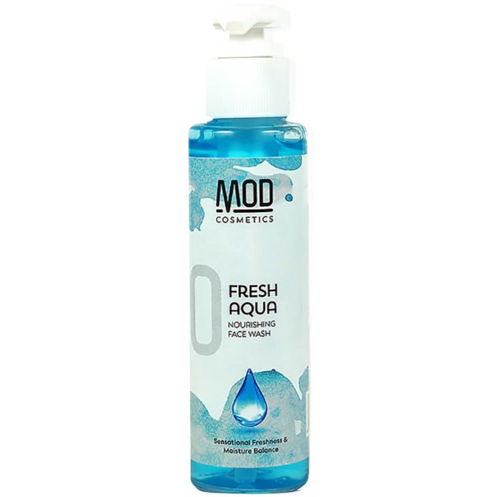 MOD Fresh Aqua Nourishing Face Wash (100ml)