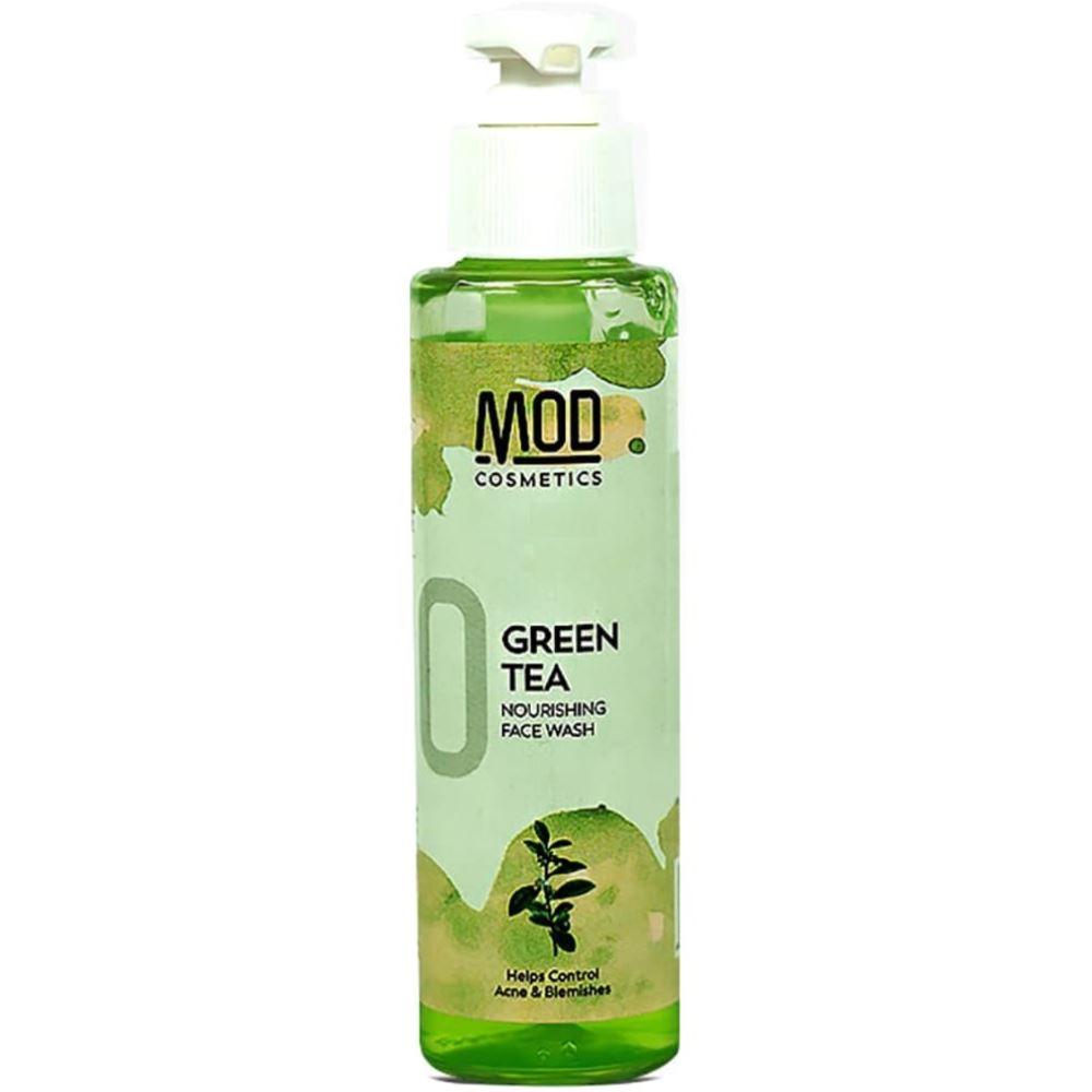 MOD Green Tea Nourishing Face Wash (100ml)