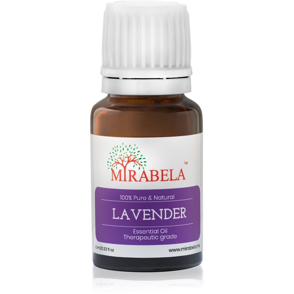 Mirabela Lavender Essential Oil (10ml)