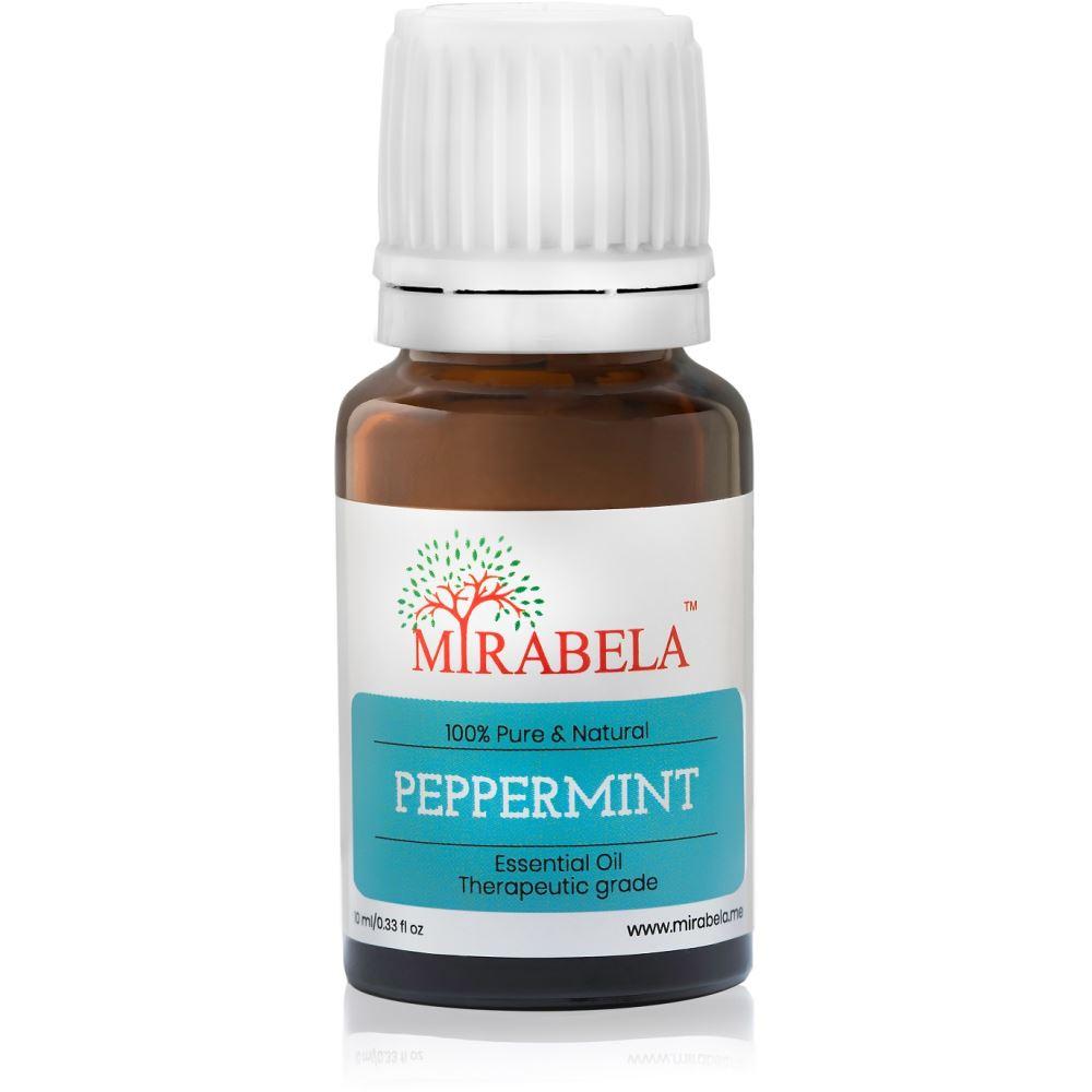 Mirabela Peppermint Essential Oil (10ml)