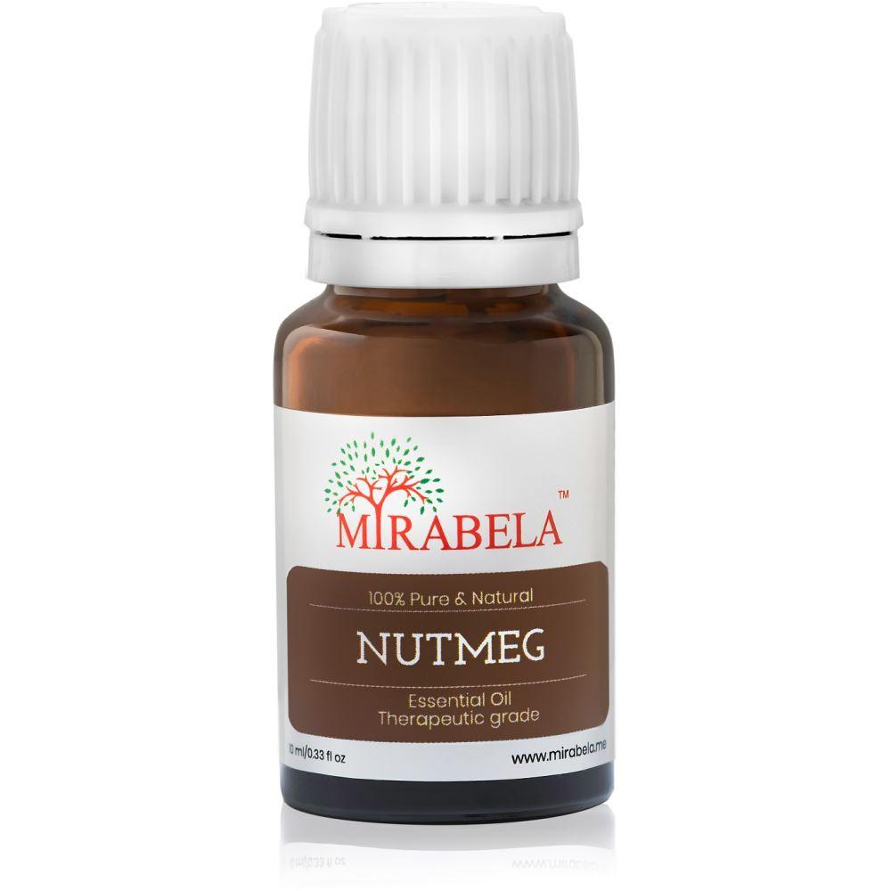 Mirabela Nutmeg Essential Oil (10ml)