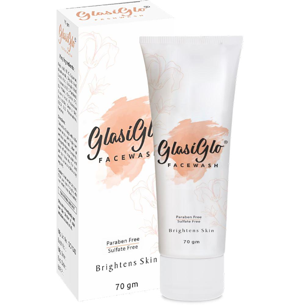 Glasier Wellness Glasiglo Face Wash (70g)