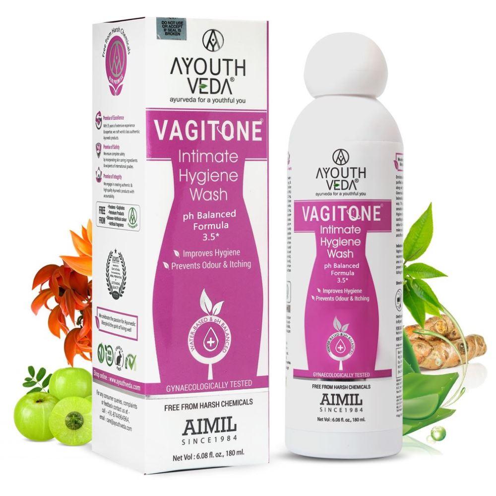 Aimil Vagitone Intimate Hygiene Wash (180ml)