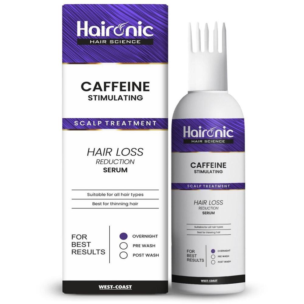 Haironic Caffeine Stimulating Scalp Hair Treatment Serum (100ml)