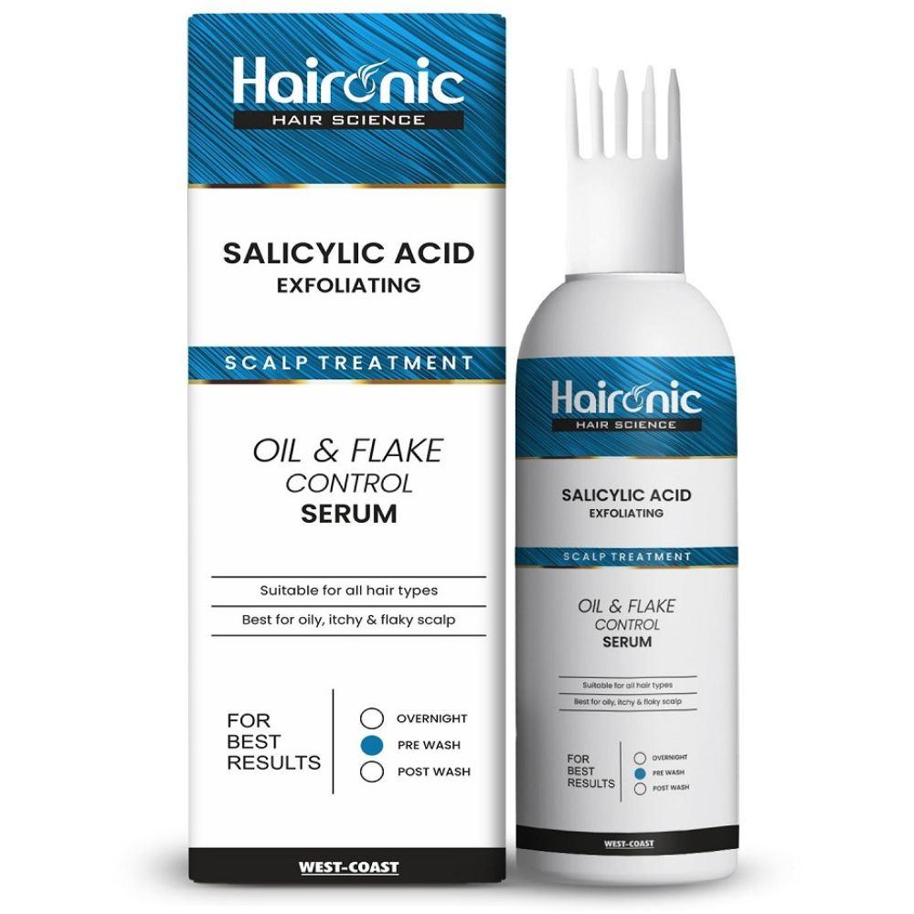 Haironic Salicylic Acid Exfoliating Scalp Hair Treatment Serum (100ml)