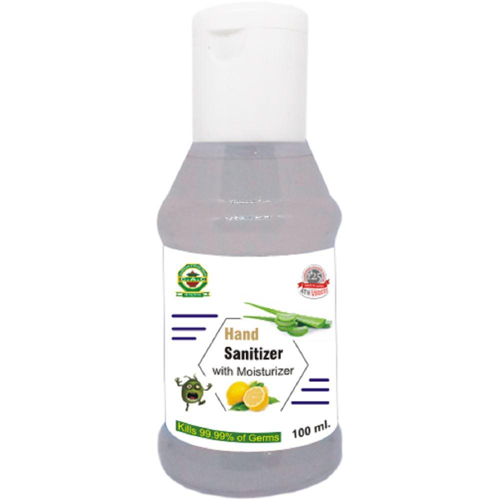 Chandigarh Ayurved Centre Hand Sanitizer with moisturizer (100ml)