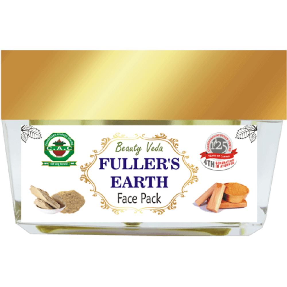 Chandigarh Ayurved Centre Fullers Earth Face Pack (45g)