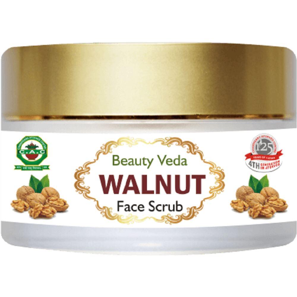 Chandigarh Ayurved Centre Walnut Face Scrub (45g)