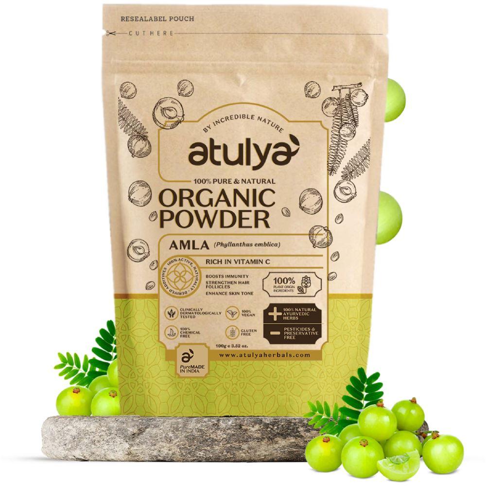 Atulya Amla Organic Powder (100g)