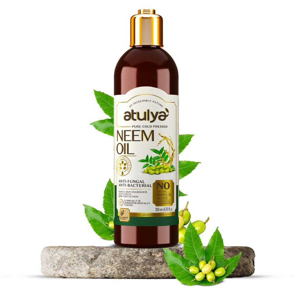 Atulya Neem Coldpress Oil (200ml)