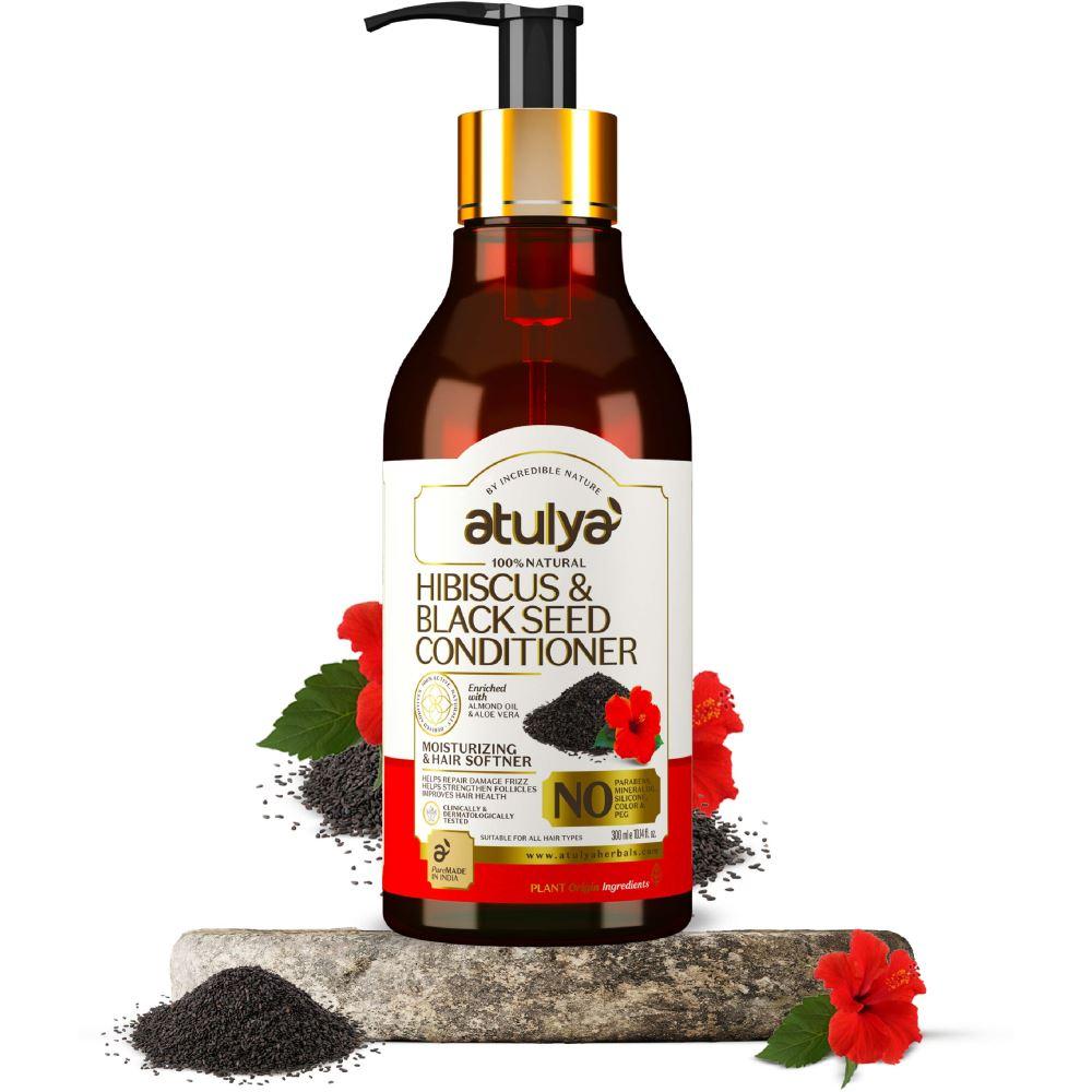 Atulya Hibiscus & Black Seed Hair Conditioner (300ml)