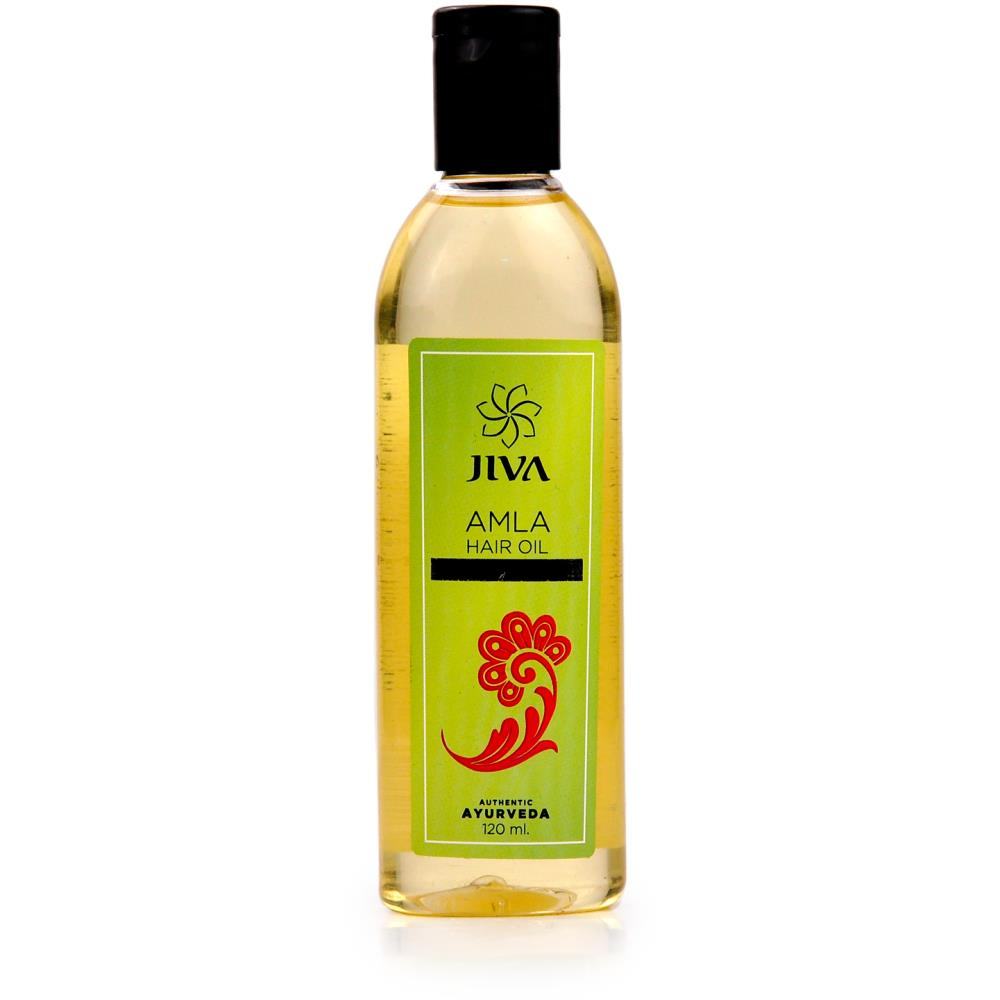 Jiva Ayurveda Amla Hair Oil (120ml)