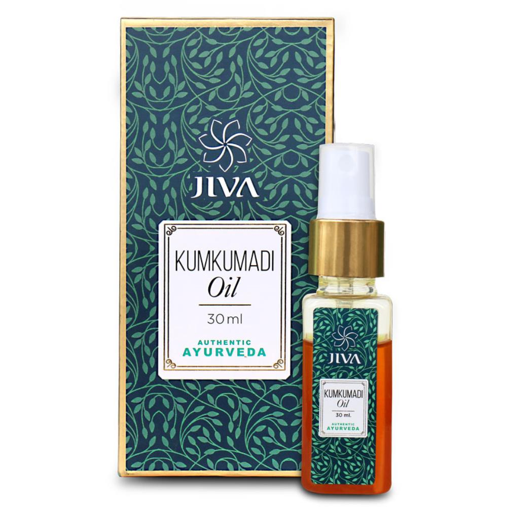 Jiva Ayurveda Kumkumadi Oil (30ml)