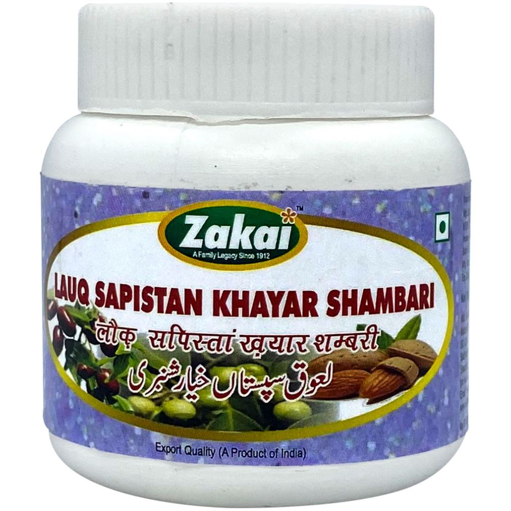Nature & Nurture  Lauq Sapistan Khyar Shambari (125g)