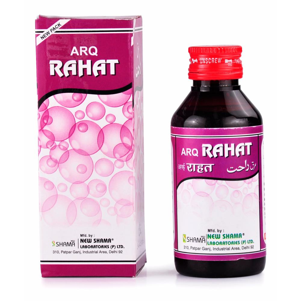 New Shama Arq Rahat Khas (100ml)