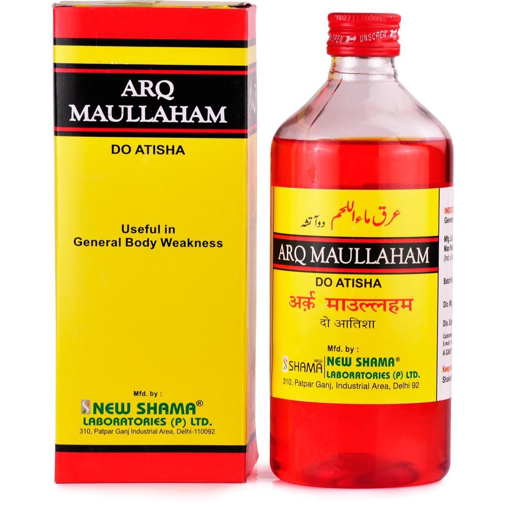 New Shama Arq Maullaham Do Atisha (500ml)