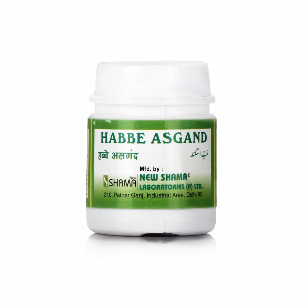 New Shama Habbe Asgand (50tab)