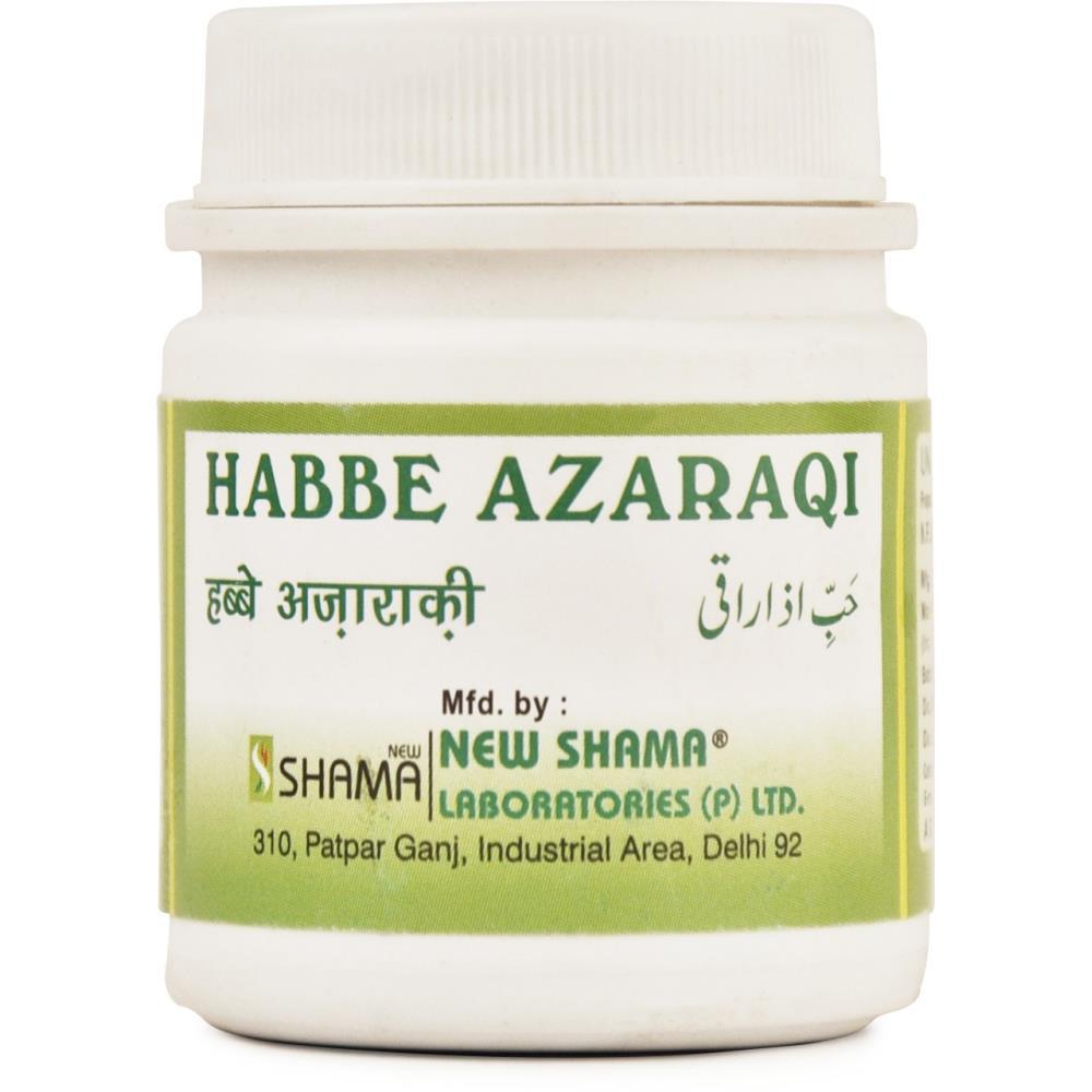 New Shama Habbe Azaraqi (100Pills)