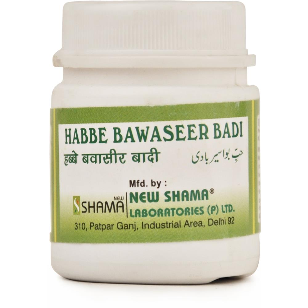 New Shama Habbe Bawaseer Badi (50Pills)