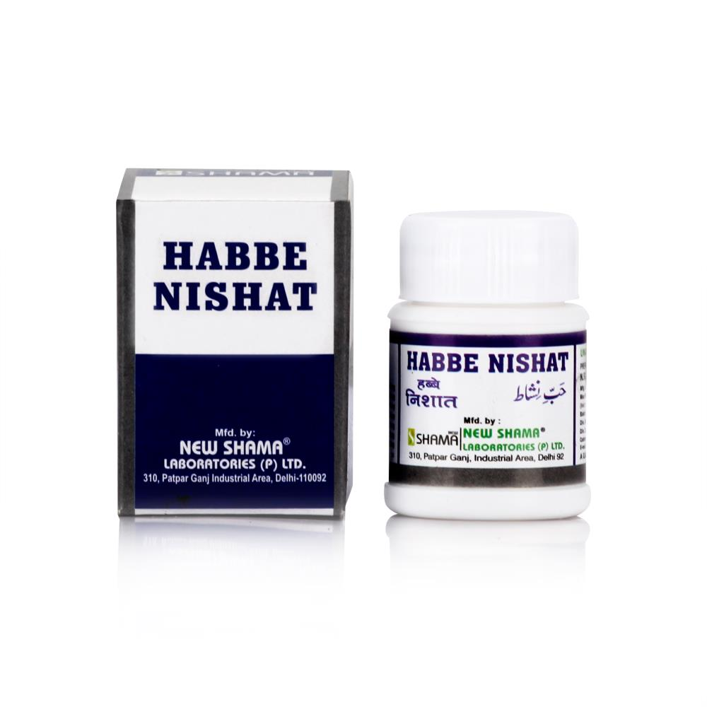 New Shama Habbe Nishat (10Pills)