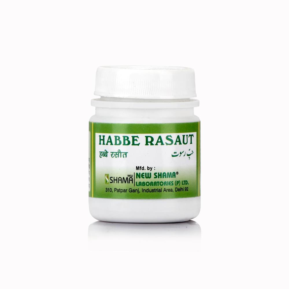 New Shama Habbe Rasaut (50Pills)