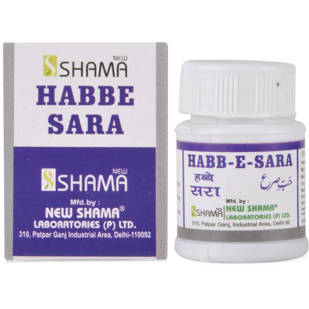 New Shama Habbe Sara (20Pills)