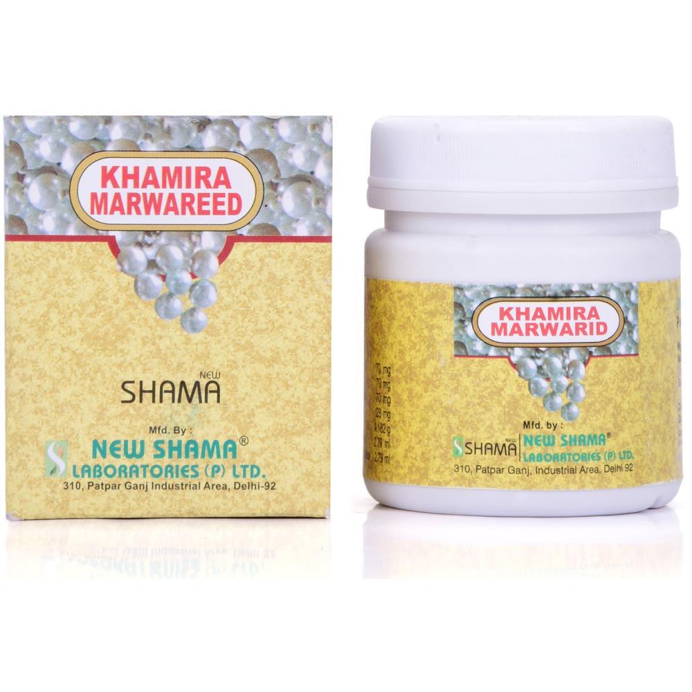 New Shama Khamira Marwareed (125g)