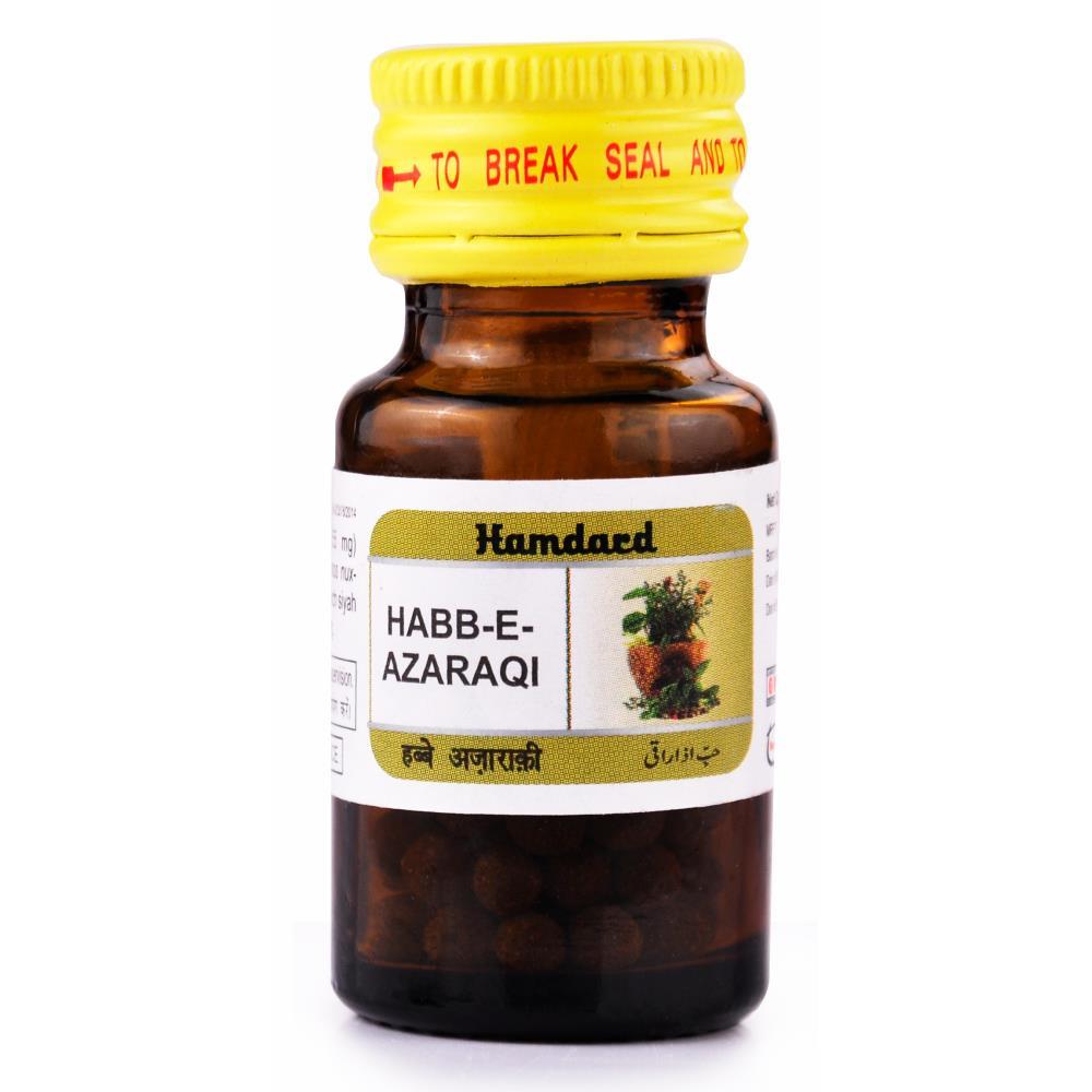 Hamdard Habbe Azaraqi (100tab)
