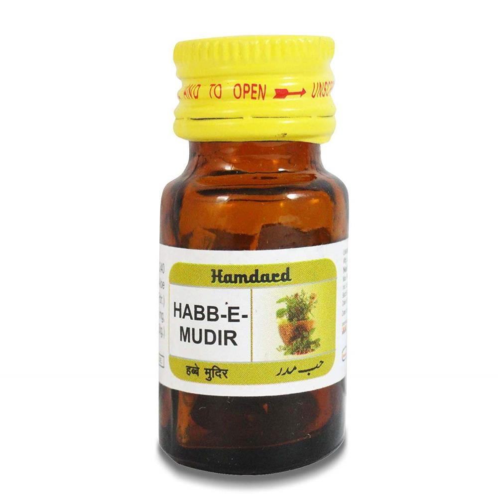 Hamdard Habbe Mudir (15tab)