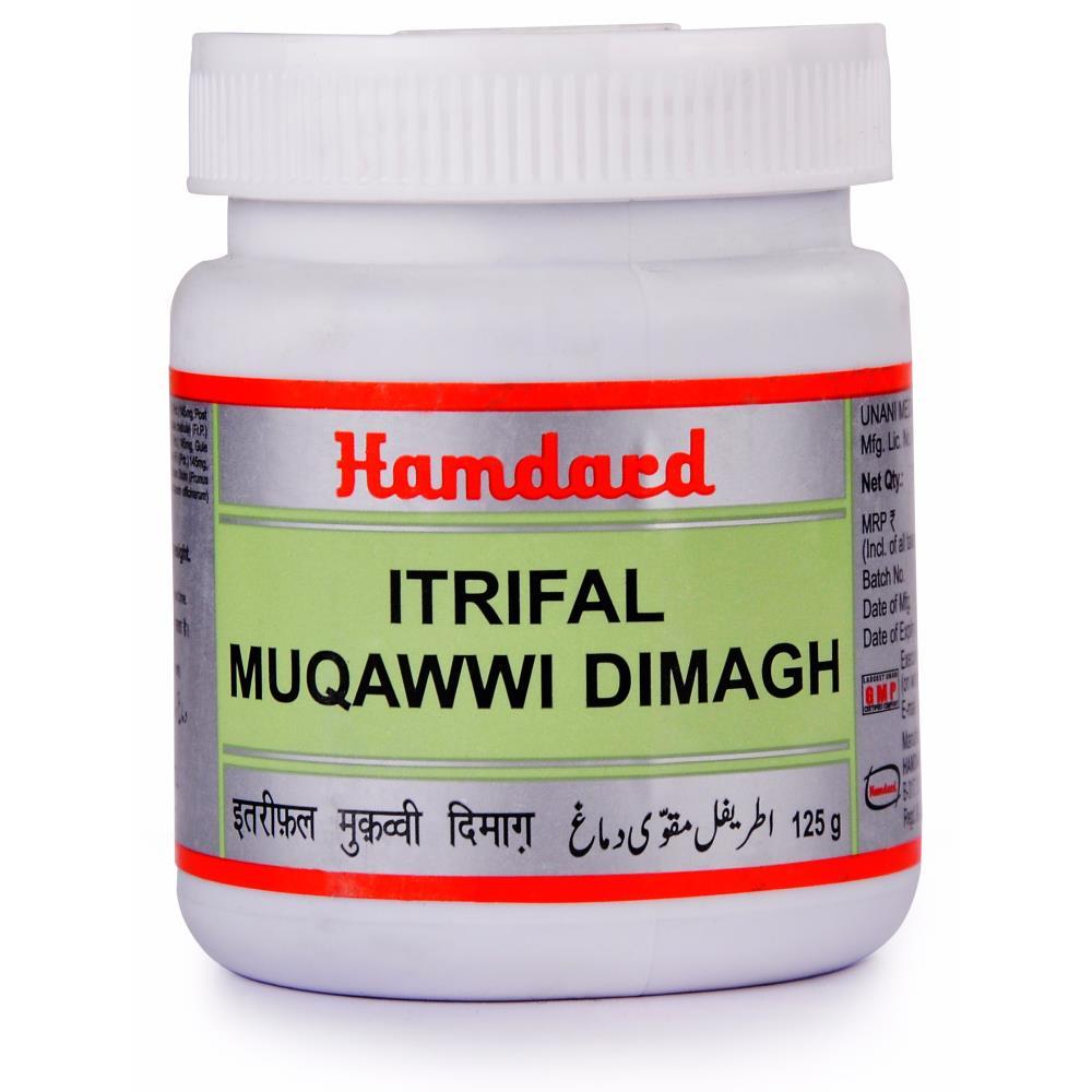 Hamdard Itrifal Muqawwi Dimagh (125g)