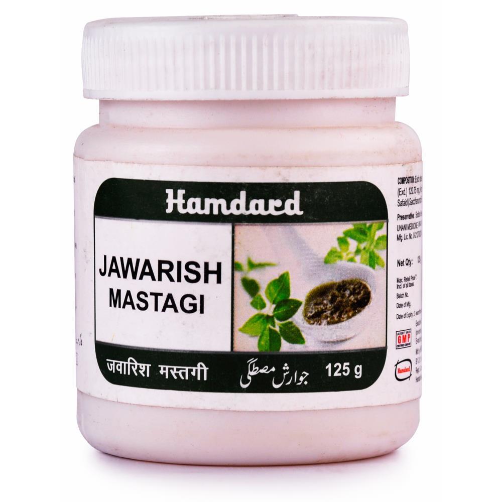 Hamdard Jawarish Mastagi (125g)