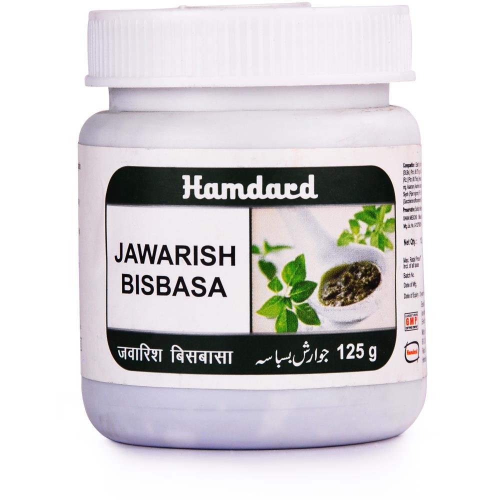 Hamdard Jawarish Bisbasa (125g)