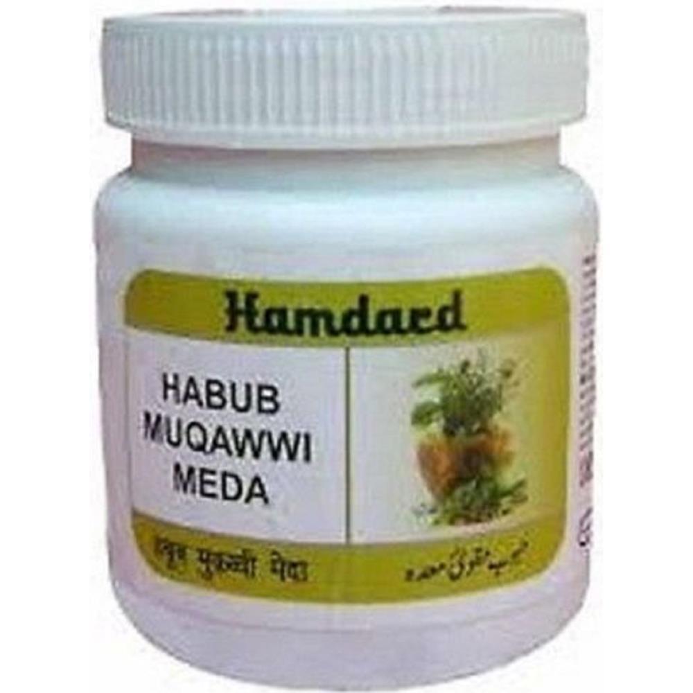 Hamdard Habub Muqawwi Meda (400tab)
