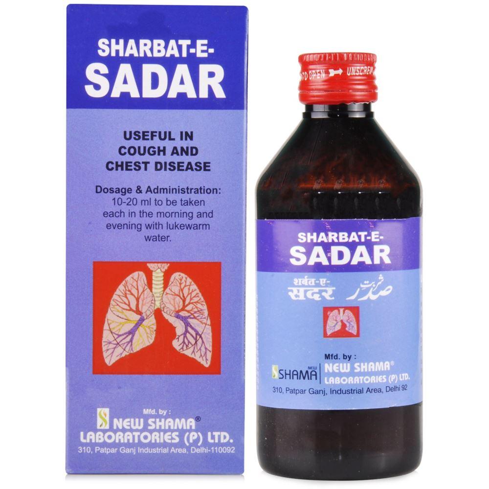 New Shama Sharbat Sadar (200ml)