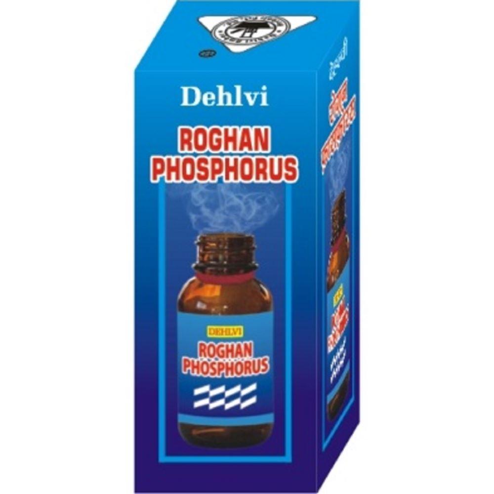 Dehlvi Roghan Phosphorus (60ml)