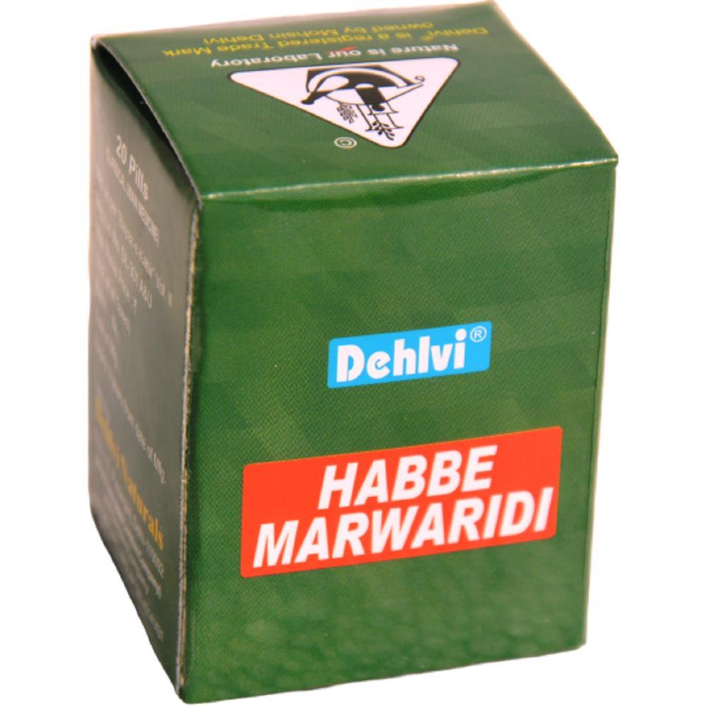 Dehlvi Habbe Marwareed (20tab)
