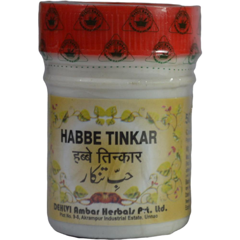 Dehlvi Habbe Tinkar (50tab)