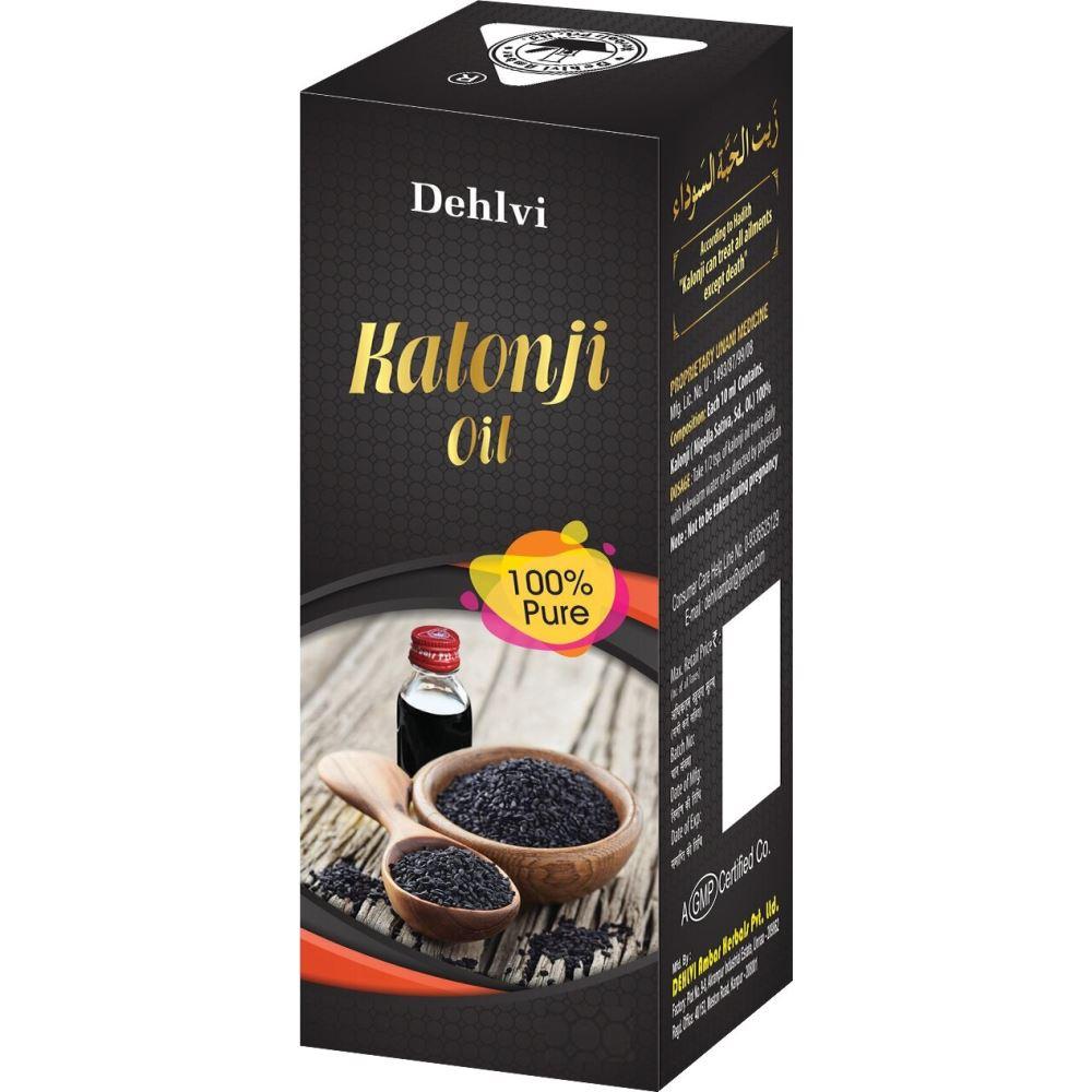 Dehlvi Kalonji Oil (50ml)