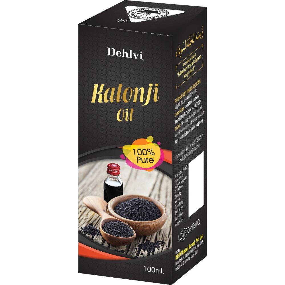 Dehlvi Kalonji Oil (100ml)