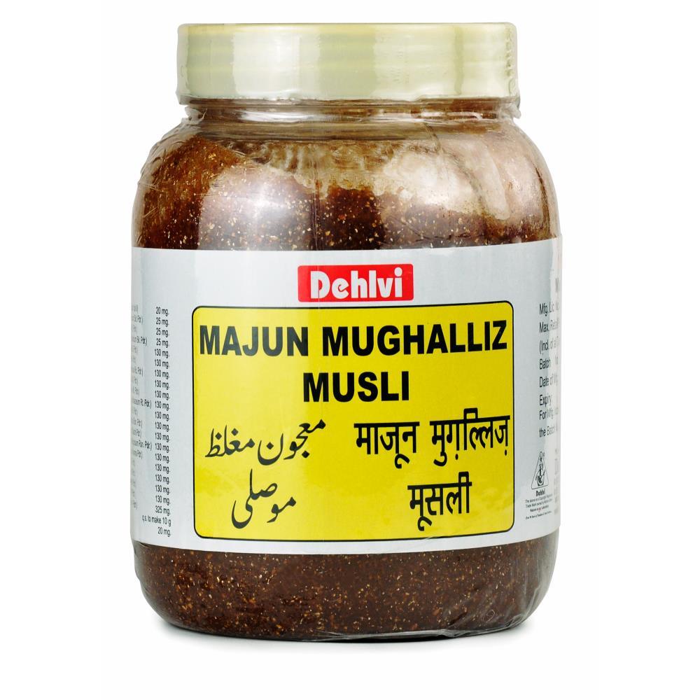 Dehlvi Mughalliz Musli (1kg)