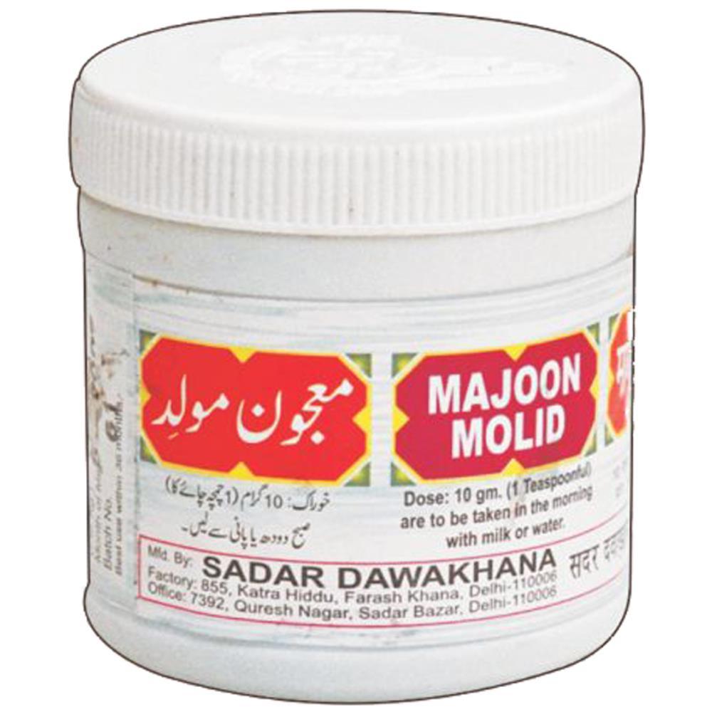 Sadar Dawakhana Majoon Molid (125g)