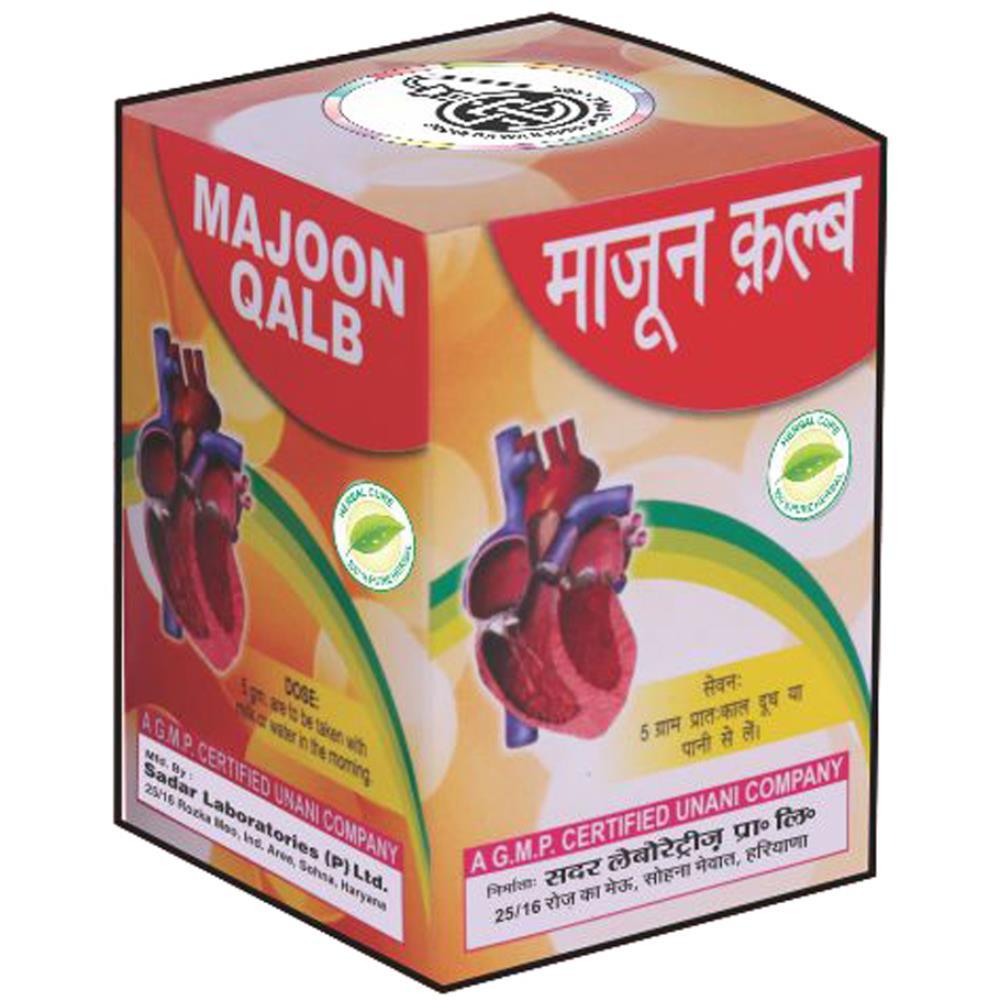 Sadar Dawakhana Majoon Qalb (125g)