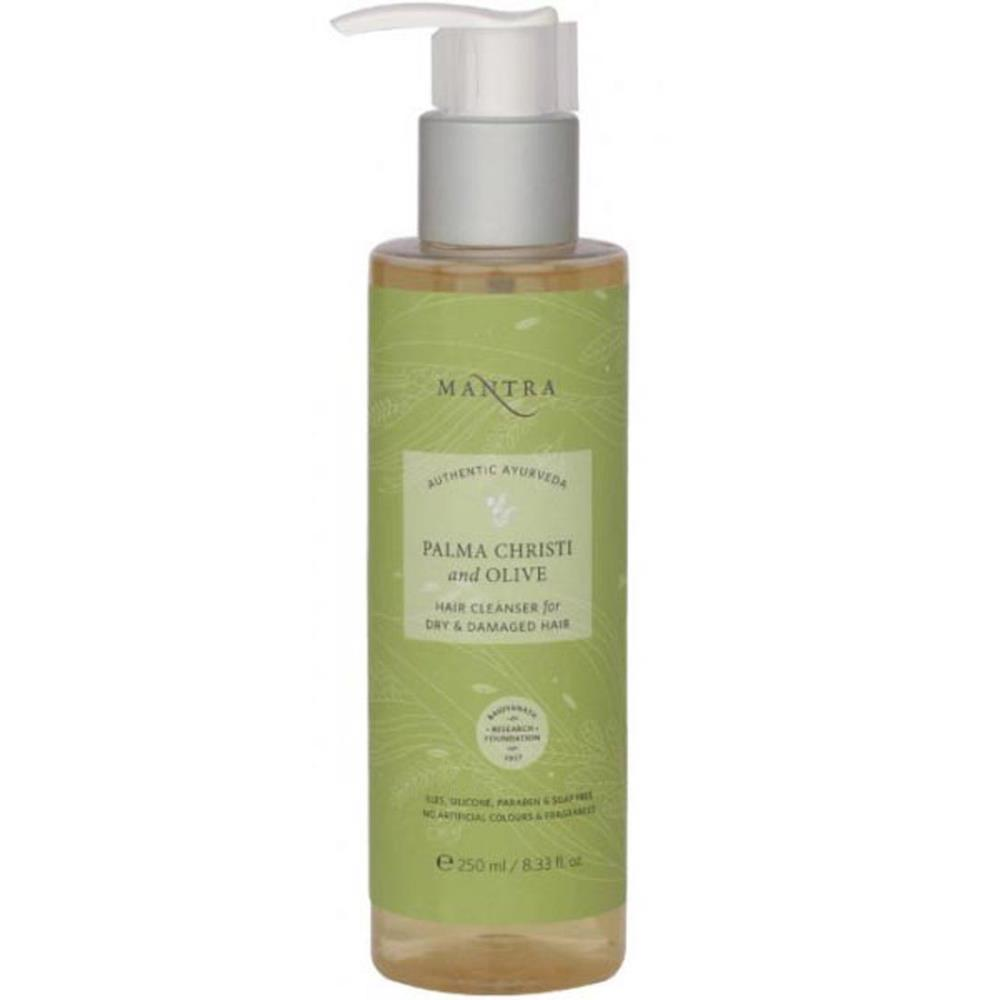 Mantra Herbal Palam Christi And Olive Hair Cleanser Dry & Damage Hair (250ml)