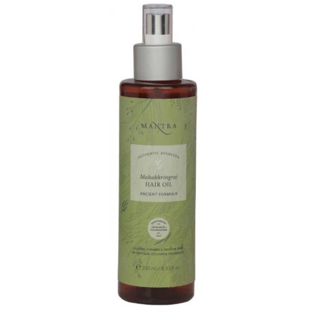 Mantra Herbal Mahabhringraj Hair Oil (250ml)