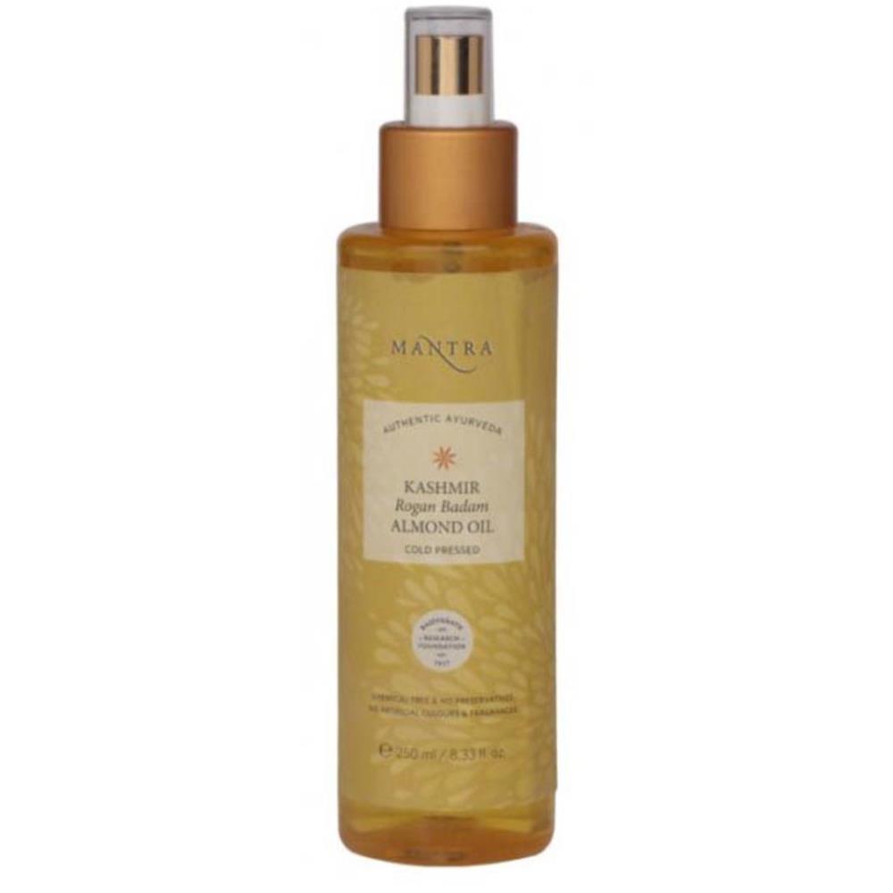 Mantra Herbal Kashmir Rogan Badam Almond Oil (250ml)