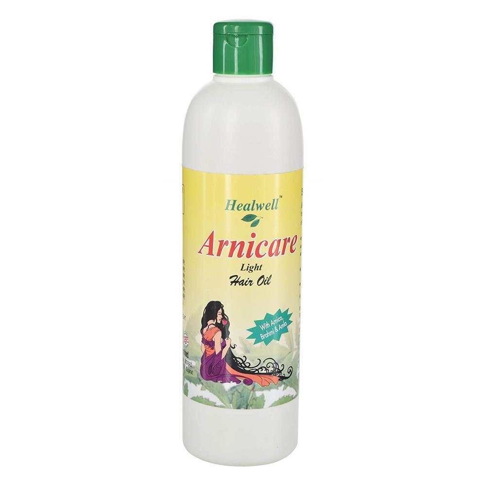 Healwell Arnicare Hair Oil (100ml)