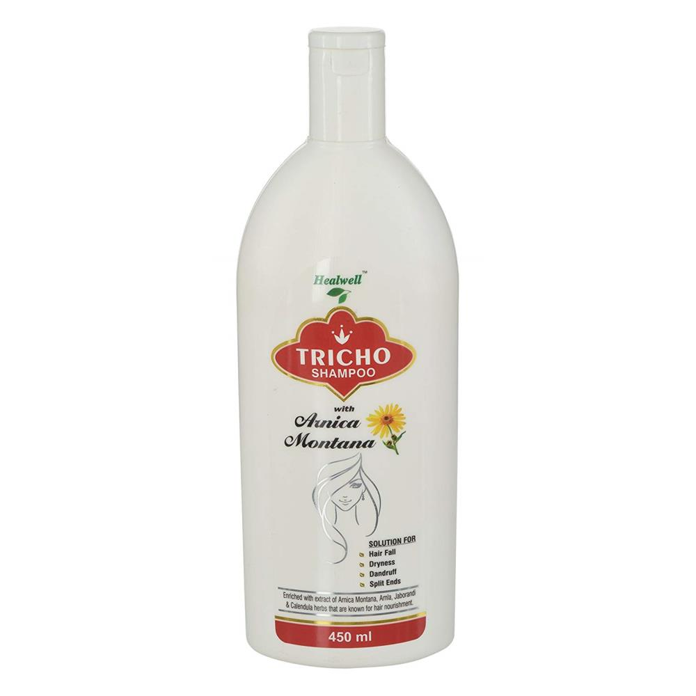 Healwell Tricho Shampoo (450ml)