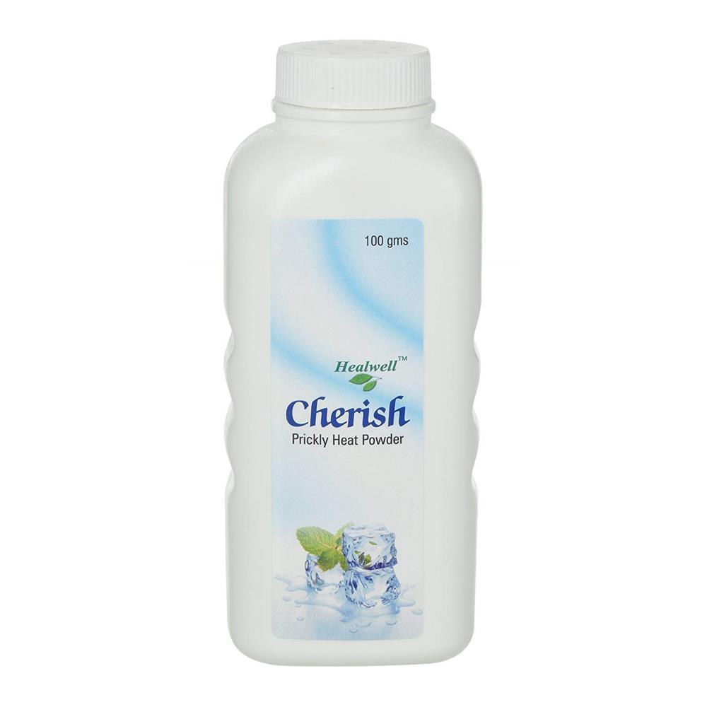 Healwell Cherish Prickly Heat Powder (100g)