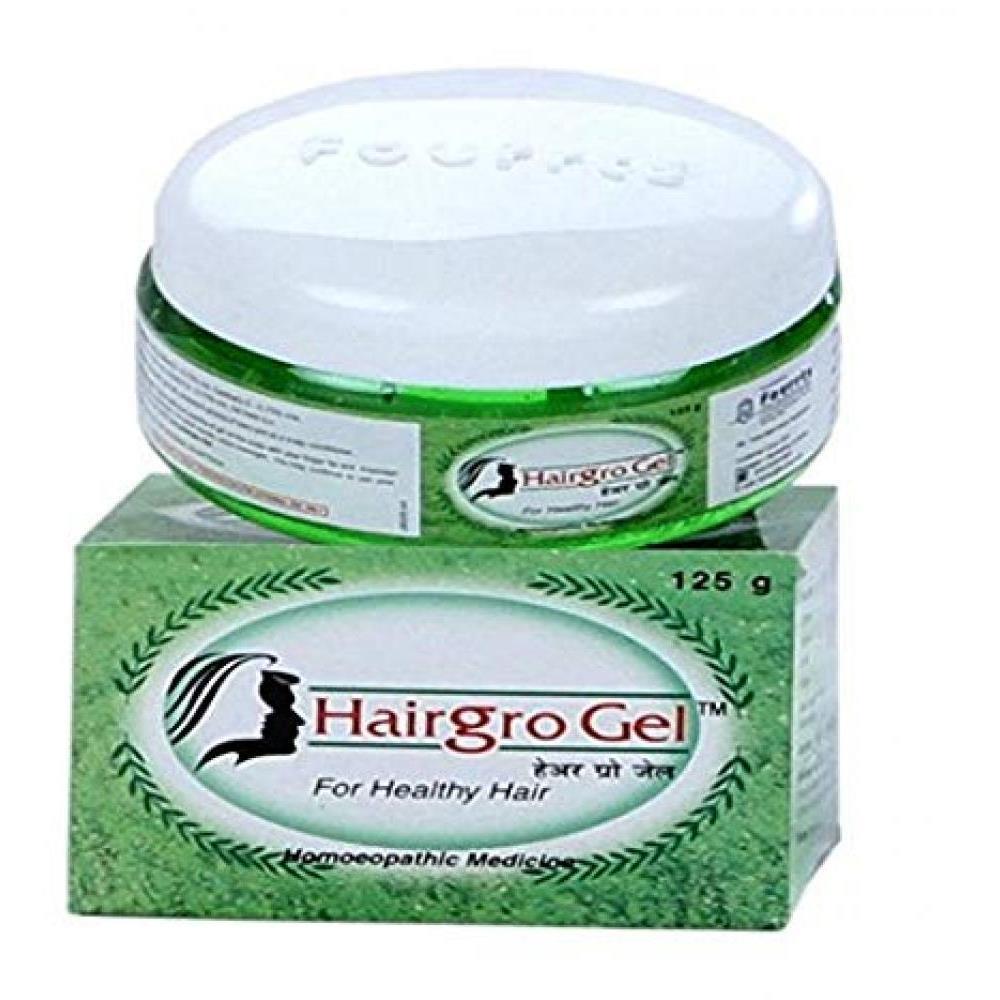 Fourrts  Hairgro Gel (Pot) (125g)