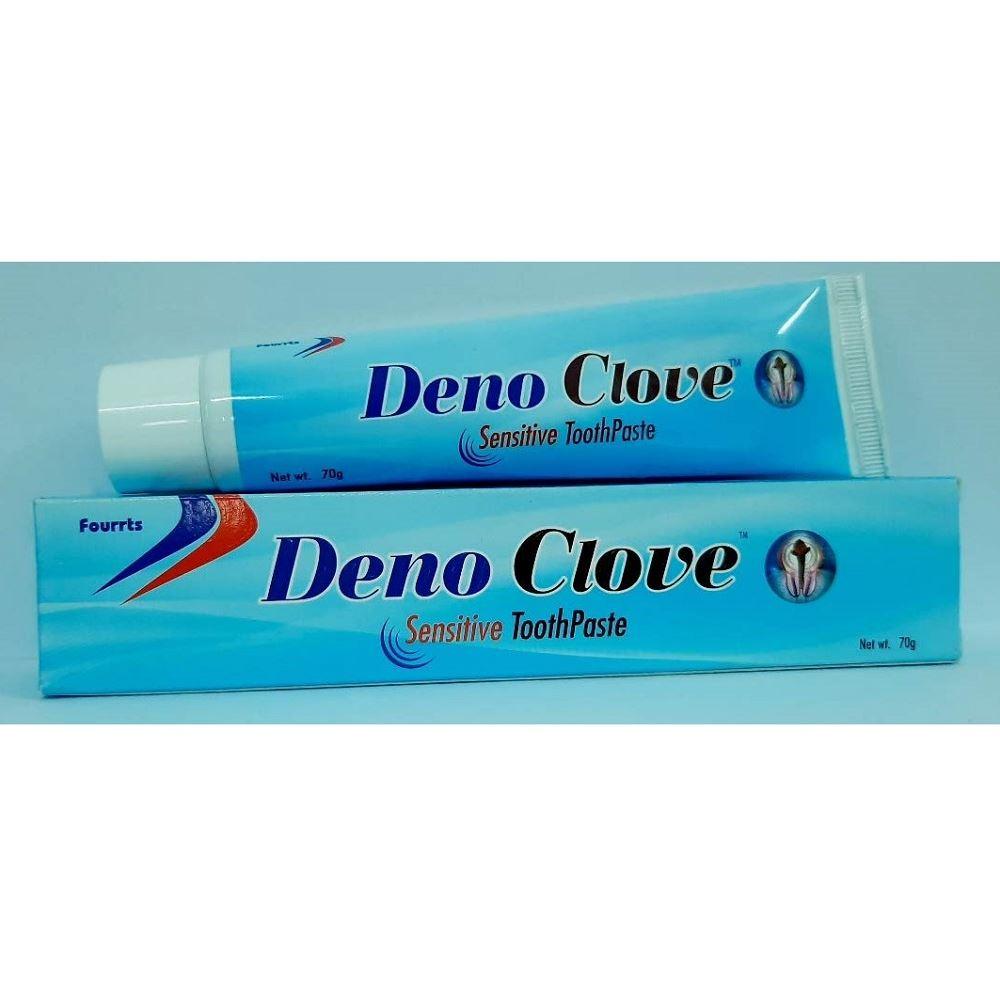 Fourrts  Deno Clove Toothpaste (70g)